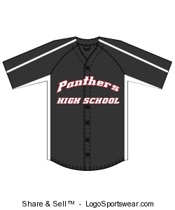 Panther jersey Design Zoom